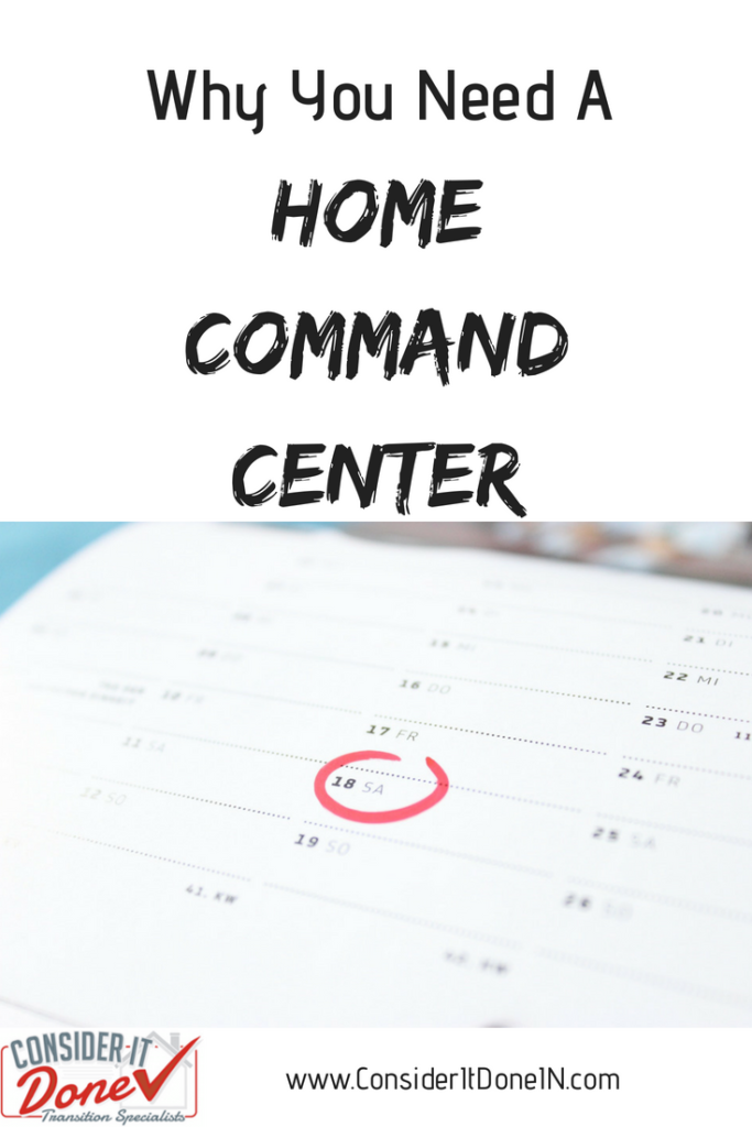 Implementing a Home Command Center has been life-changing for me! Let me introduce you to the concept of the Home Command Center and how to start implementing one in your home.