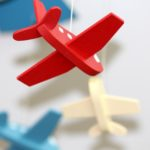 Home Organization With Kids Toy Airplanes