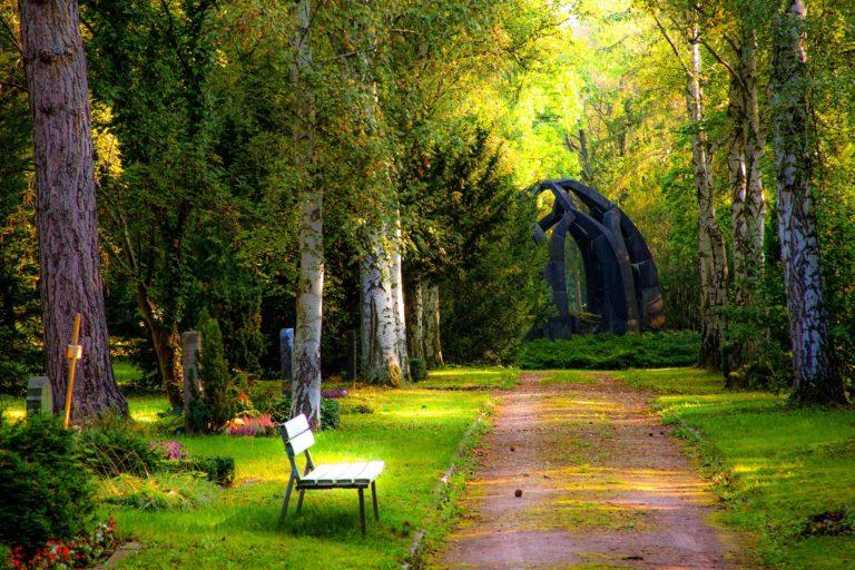 PrePlanning Your Funeral Memorial Garden