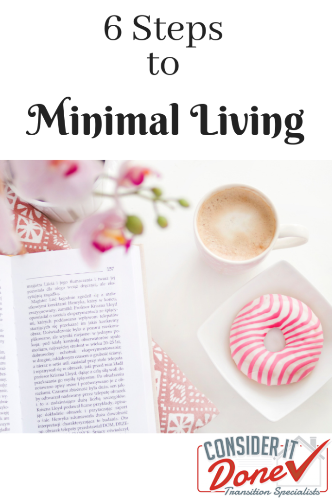 If you've heard the term 'minimalism' flying around, but didn't know what it meant (or thought it wasn't for you) then I invite you to read 6 Steps to Minimal Living.  This gives you a quick intro to Minimalism, and I provide a few suggestions on how to live more minimally. I promise, it's not all sparse walls and empty tables! It's really about making room in your life for the things that you love ❤️