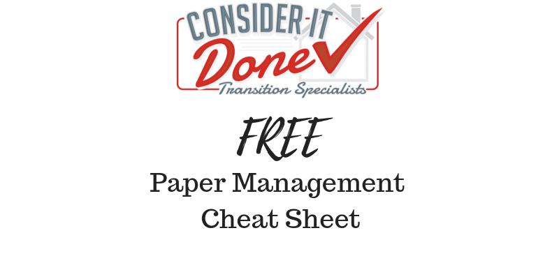DocumentManagementCheatSheet