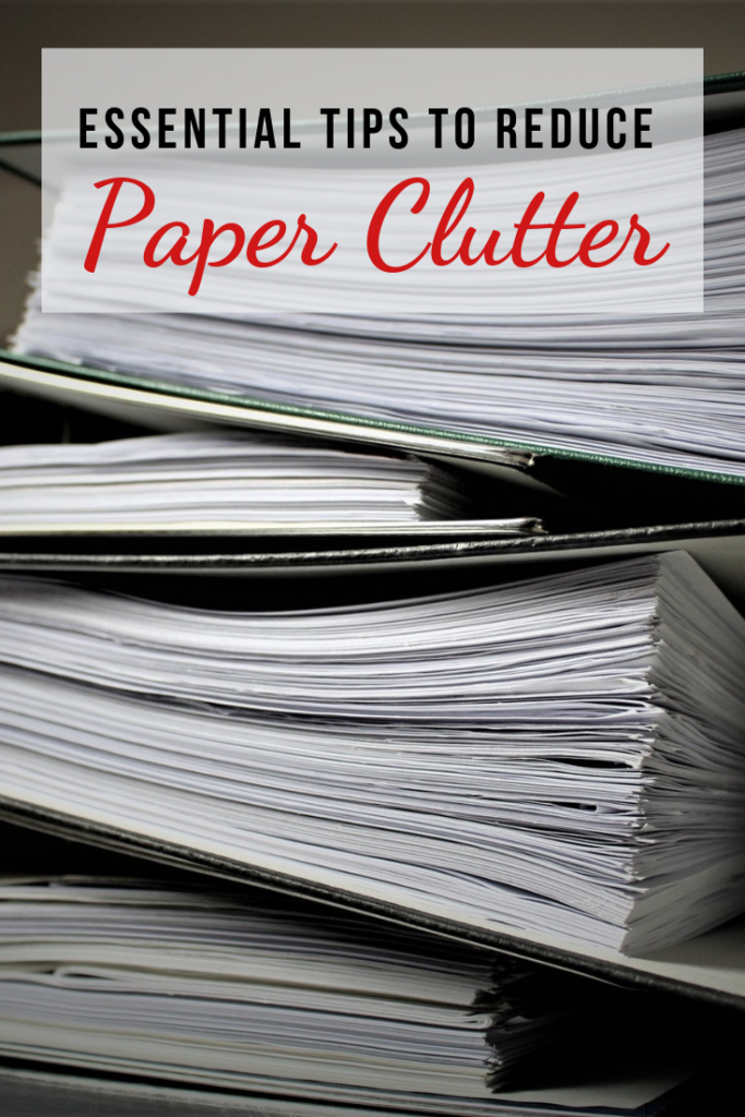 Do you feel like you are drowning in paperwork? Read on for essential tips on paper organization and strategies to stay on top of your paperwork.