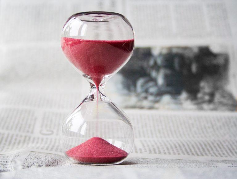 TimeManagementSandTimer
