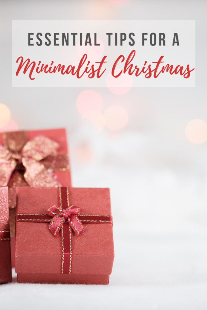 Minimalist Christmas.Minimalist Christmas How To Keep It Simple Consider It Done