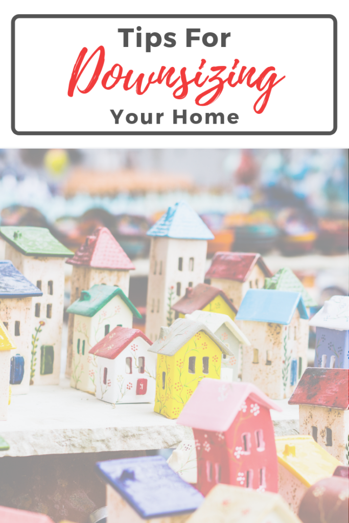 Are you an empty-nester with too many empty rooms in your home? Do you need to move into a city apartment for work? Read on for some advice on downsizing your home!