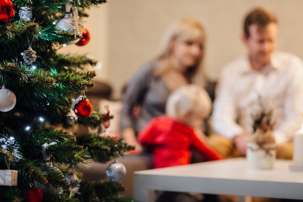 Hosting Family Christmas