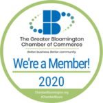Bloomington Chamber of Commerce Member