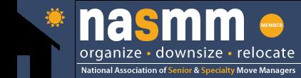 NASMM Logo Organize Downsize Relocate